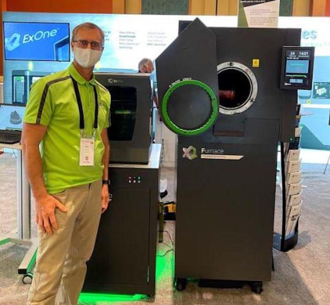 ExOne Has the Answer for Metal 3D Printing