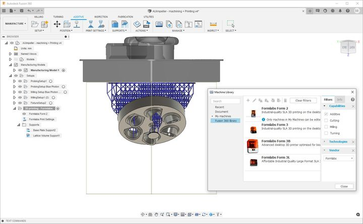 Formlabs Integration With Autodesk Fusion 360?