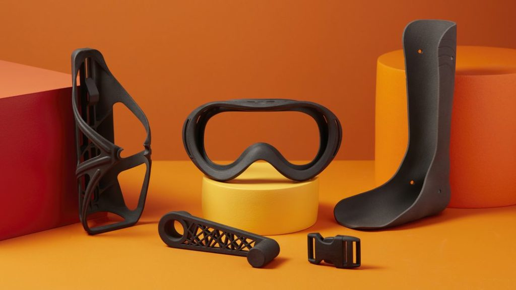 Formlabs Expands Fuse 1 Materials