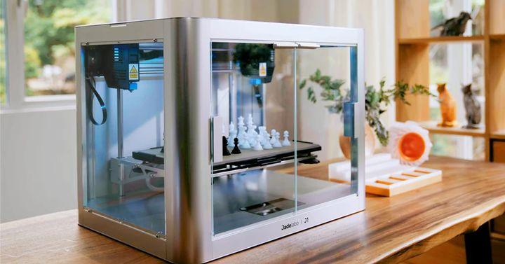 The Jadelabo J1 IDEX 3D Printer