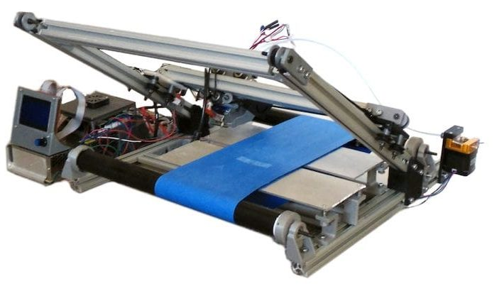 A Reader Checks Out The Powerbelt3D Zero 3D Printer Kit