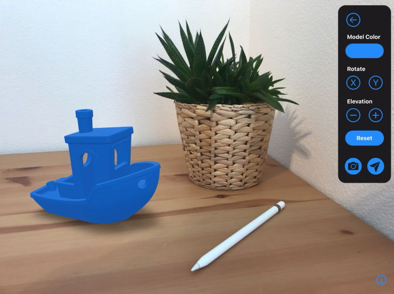 Exploring Thingiverse With ThingstAR