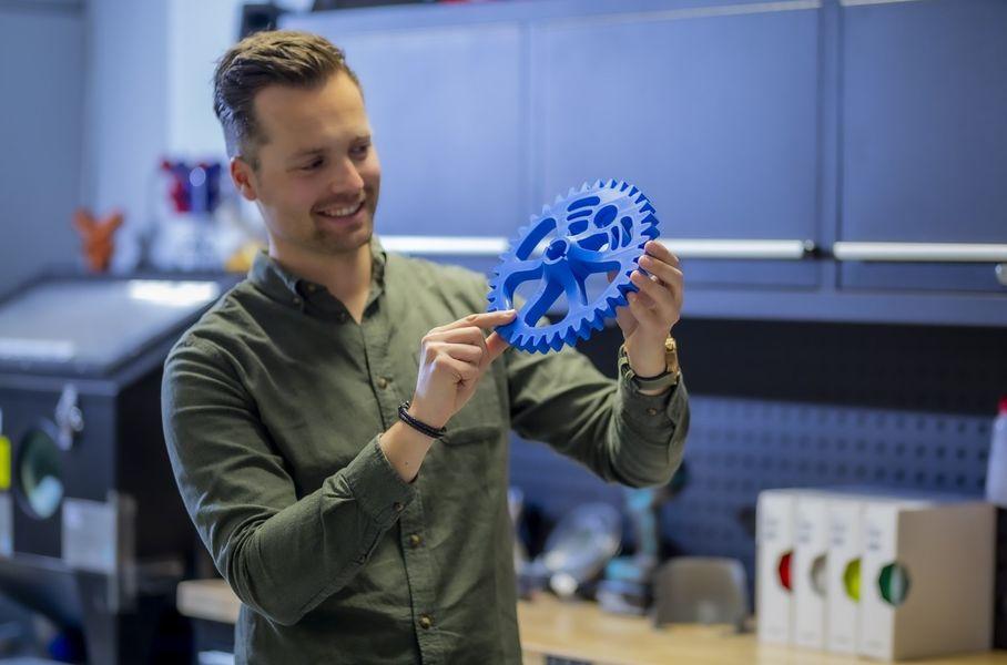 Ultimaker Adds Industrial PETG Material