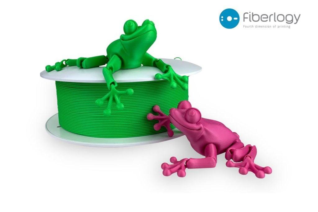Fiberlogy Announces FiberSatin Filament