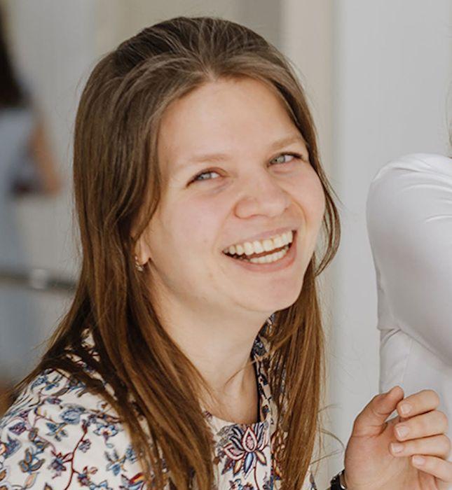 "Olesya Kopteva: ""Be Afraid To Start If You Wish, But Start Anyway"""