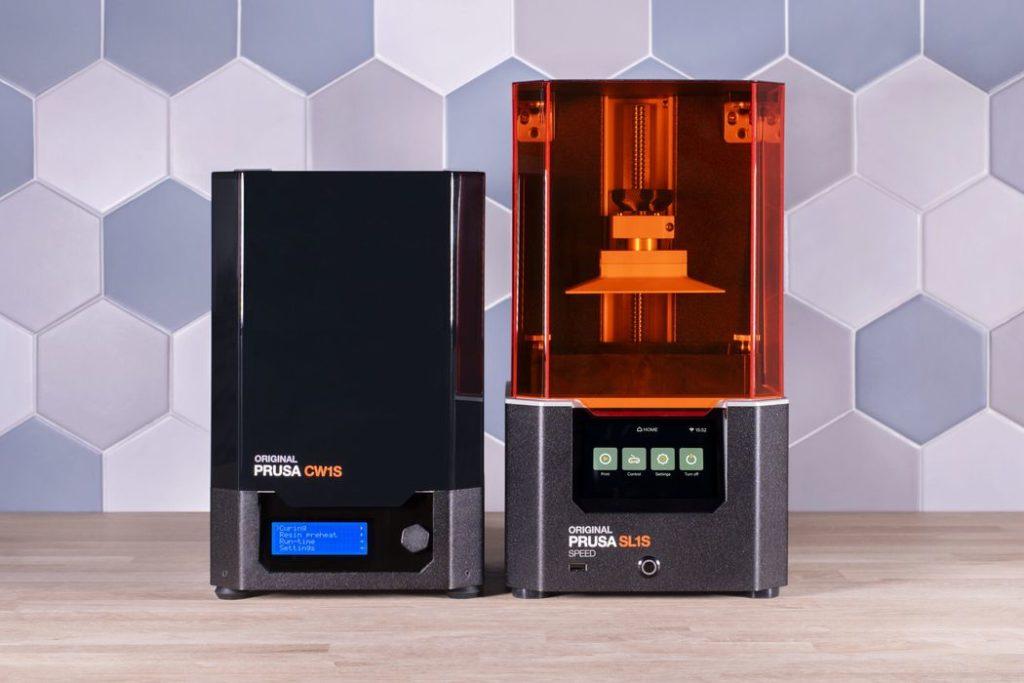 Prusa Research Announces Speedy SLA 3D Printer