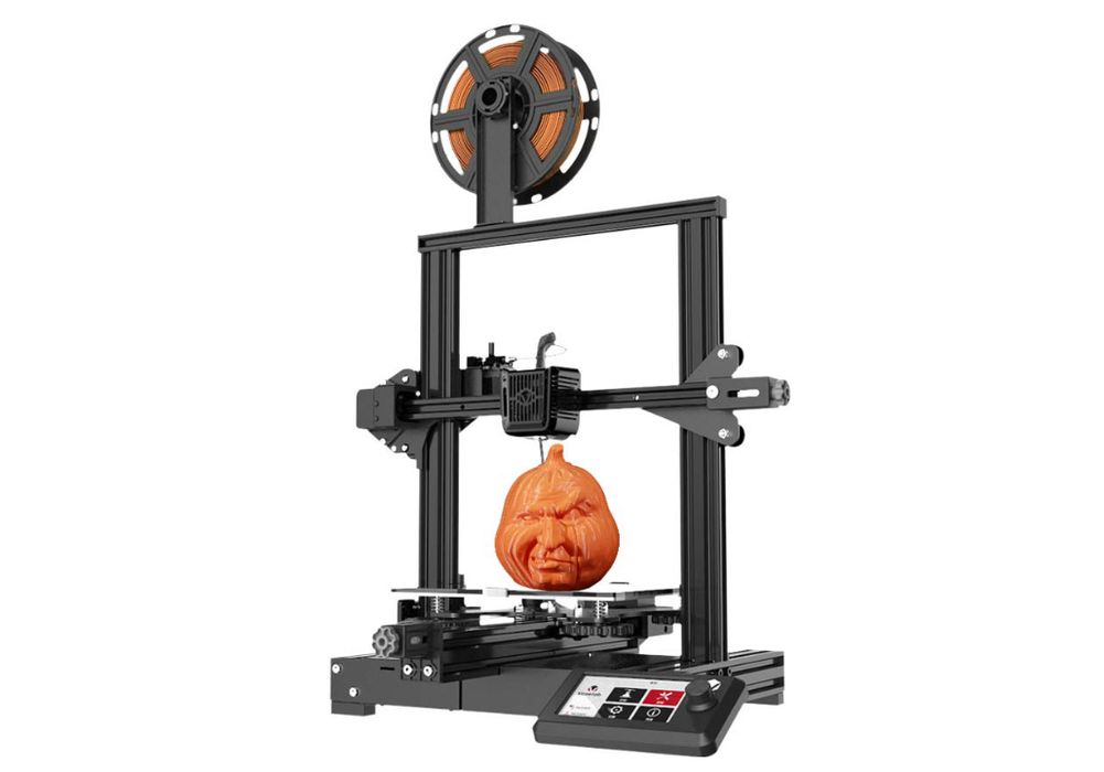 What's In An Ultra-Low Cost 3D Printer These Days?