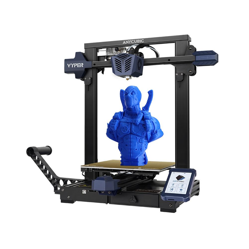 The New ANYCUBIC Vyper 3D Printer