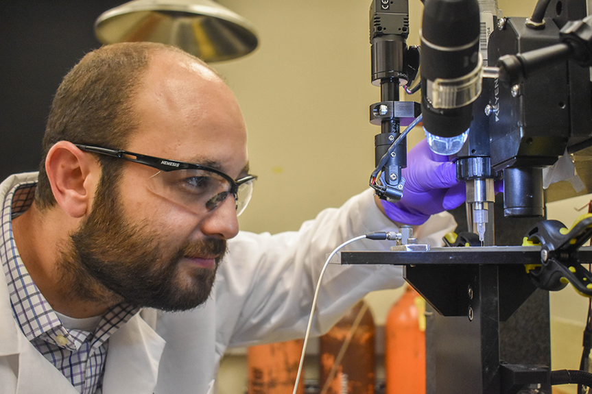 Greater Customization Of 3D Printed Scaffolds Now Possible With New Bioink