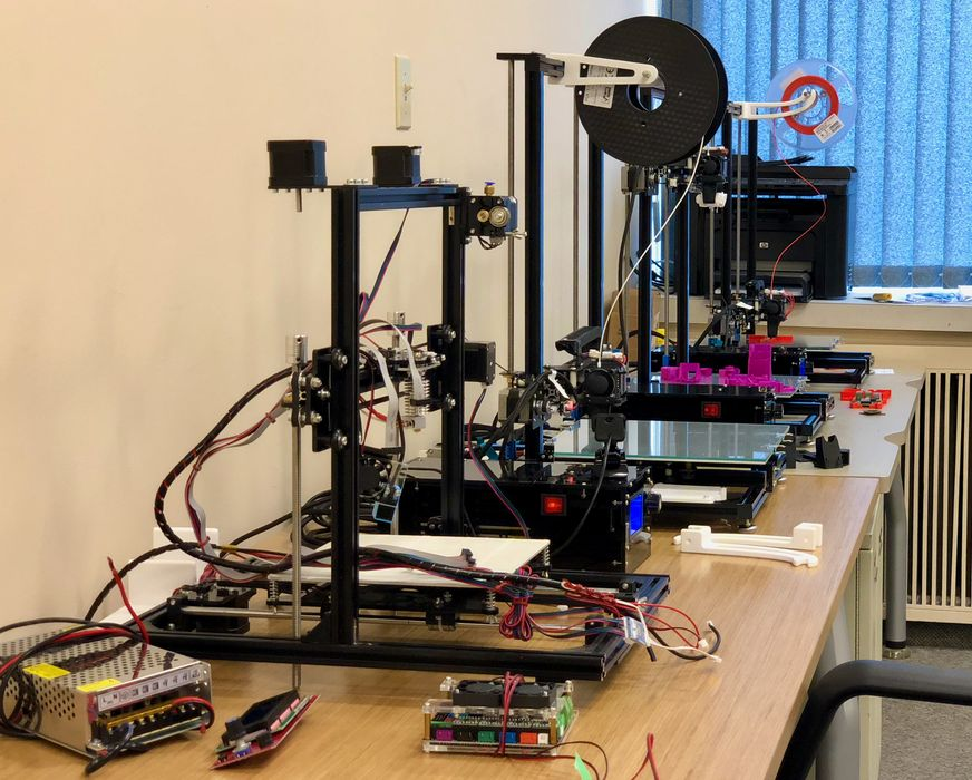 Complementary 3D Printers Is The Only Way To Go