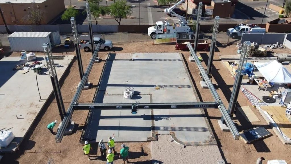 COBOD's Construction 3D Printer Powers Habitat for Humanity Project