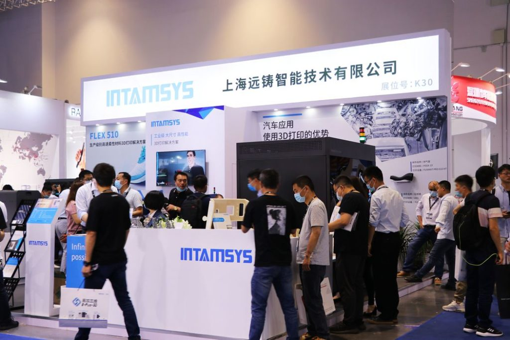 INTAMSYS' FUNMAT PRO 610 HT Unlocks The Potential of Industrial-Grade 3D Printing at TCT Asia 2021