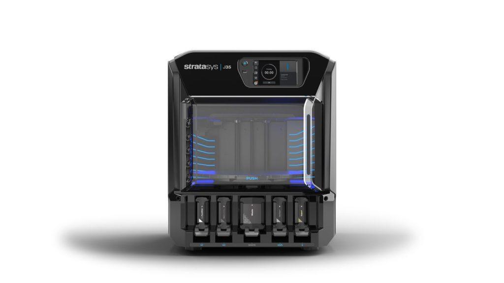 Stratasys Announces Two PolyJet 3D Printers