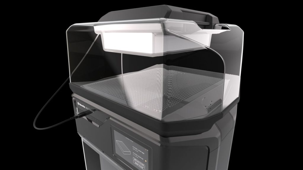 Clean Air: MakerBot's New Filtration Accessory