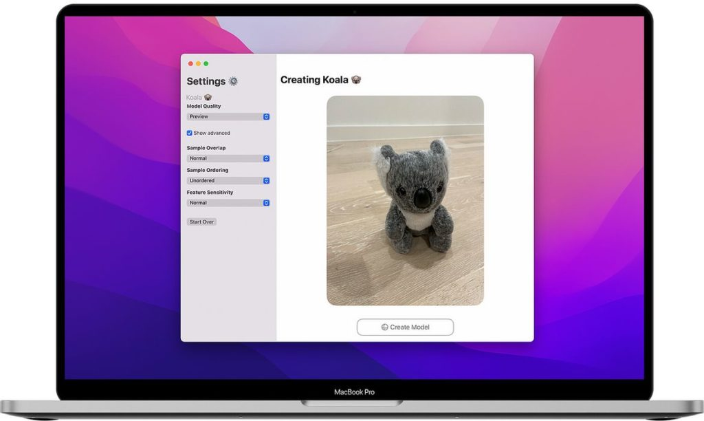 PhotoCatch: First App To Use Apple's 3D Scanning API