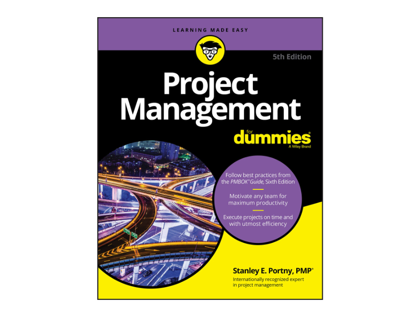 Book of the Week: Project Management For Dummies