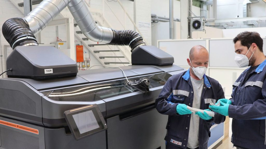 Volkswagen To Increase 3D Printing of Vehicle Parts