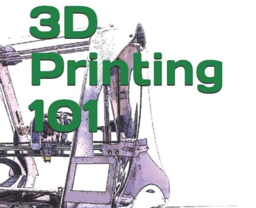 Book of the Week: 3D Printing 101