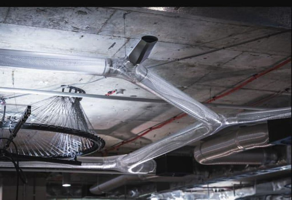 3D Printed Air Diffusion System Aims to Reduce Emissions and Enhance Distribution