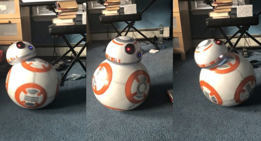 Design of the Week: Powered 3D Printed BB8