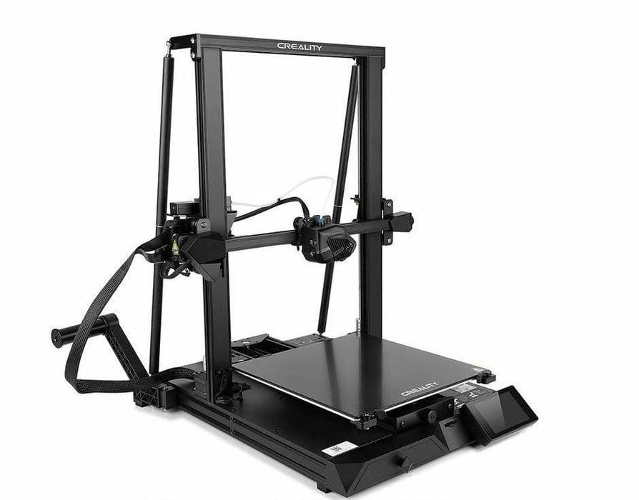 The Creality CR-10 Smart 3D Printer