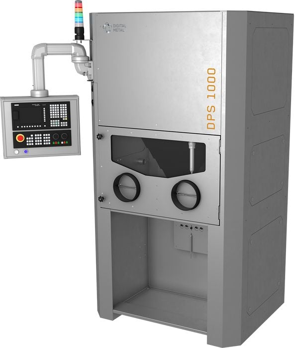 Digital Metal Launches DPS 1000