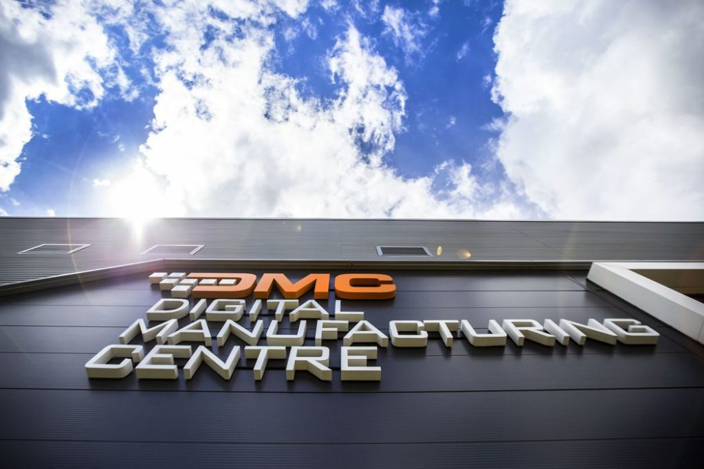Digital Manufacturing Centre Launches In The UK