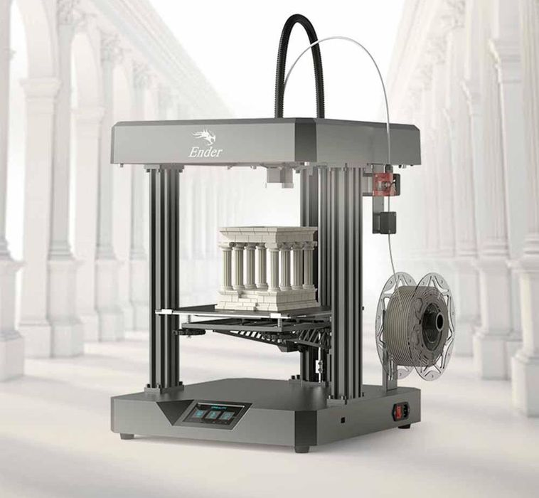 How Creality Achieved High Speed FFF 3D Printing