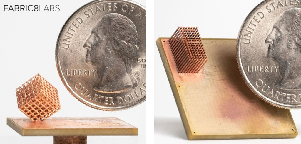 Fabric8Labs' Mystery Metal 3D Printing Process