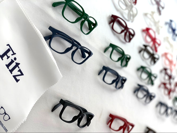 Seeing Eye-To-Eye With Fitz Frames And 3D Printing