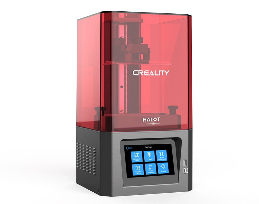 Creality's New HALOT ONE 3D Printer