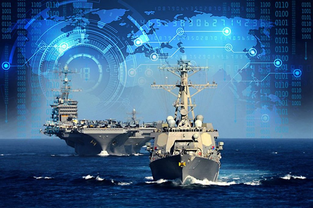 US Navy All-In On Distributed Manufacturing?