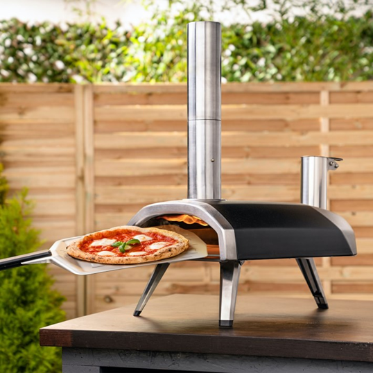 Ooni Oven Fresh Pizza And 3D Printing