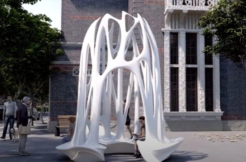 Design of the Week: Digital Circular Pavilion