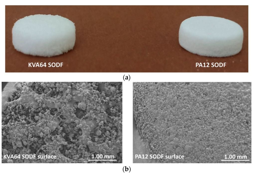 3D Printing Pills With SLS?