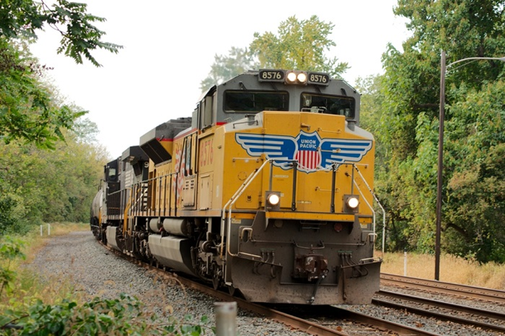 Union Pacific Railroad And 3D Printing