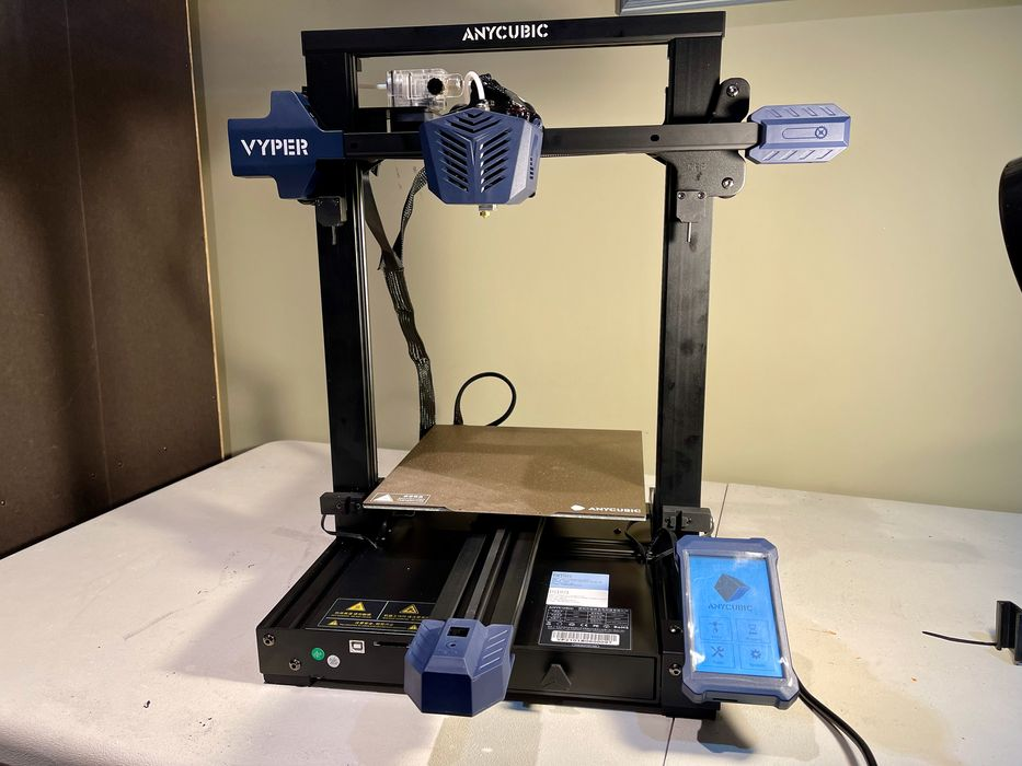 Hands On With The Anycubic Vyper 3D Printer, Part 1