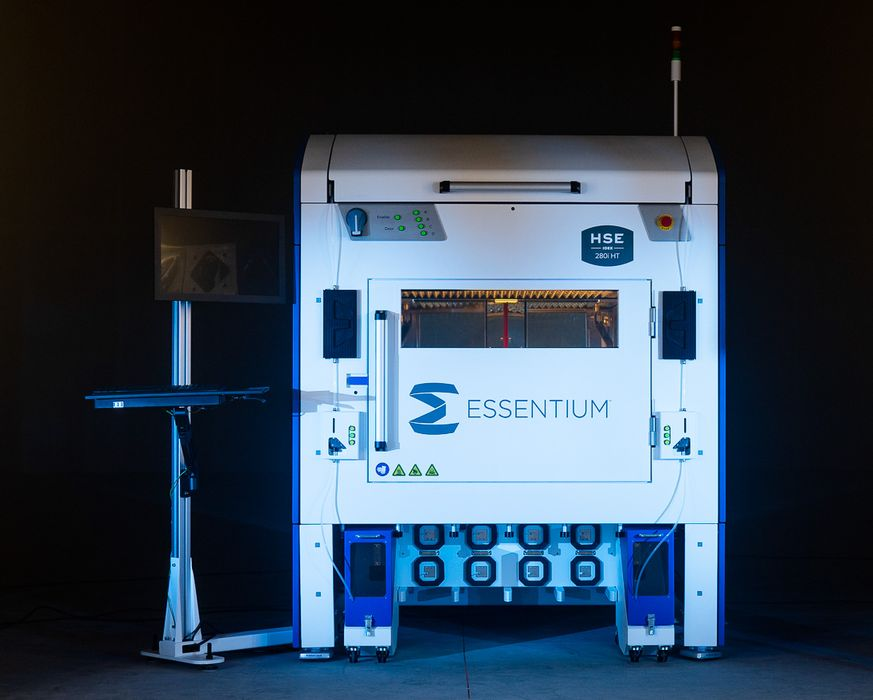 Essentium to Announce First Fully Independent Extrusion 3D Printer