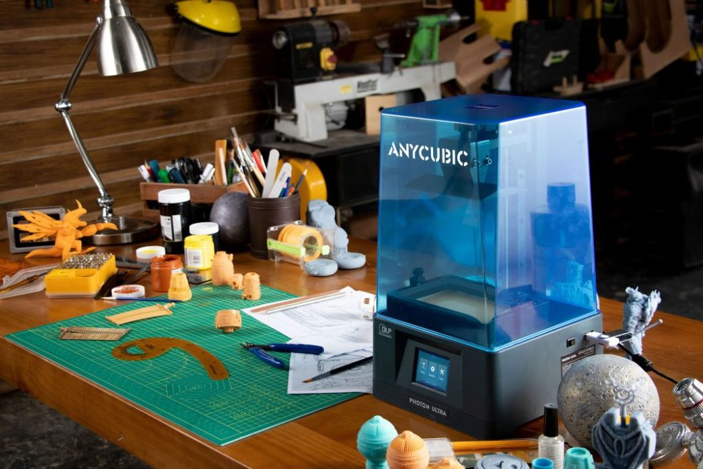 Anycubic To Launch Affordable Desktop DLP 3D Printer
