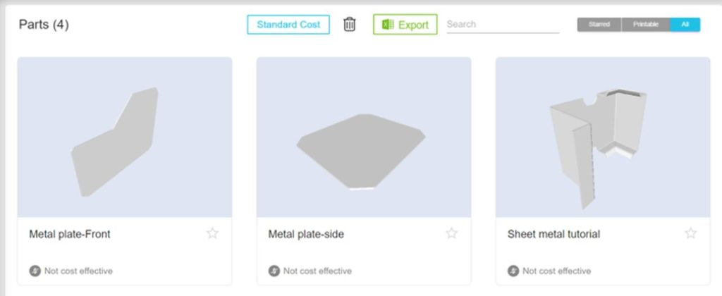 CASTOR's Latest Software Refines 3D Printable Inventory Identification
