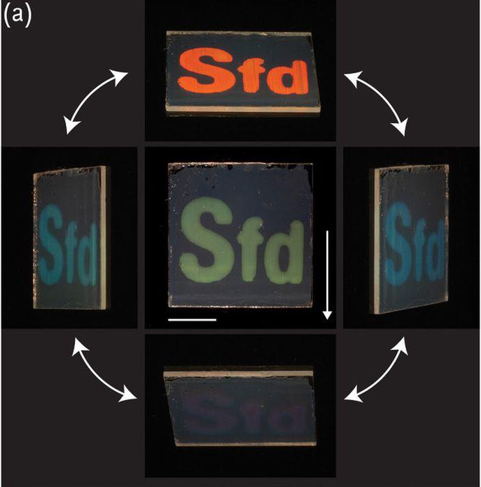 3D Printing Iridescence and Polarization Patterns?