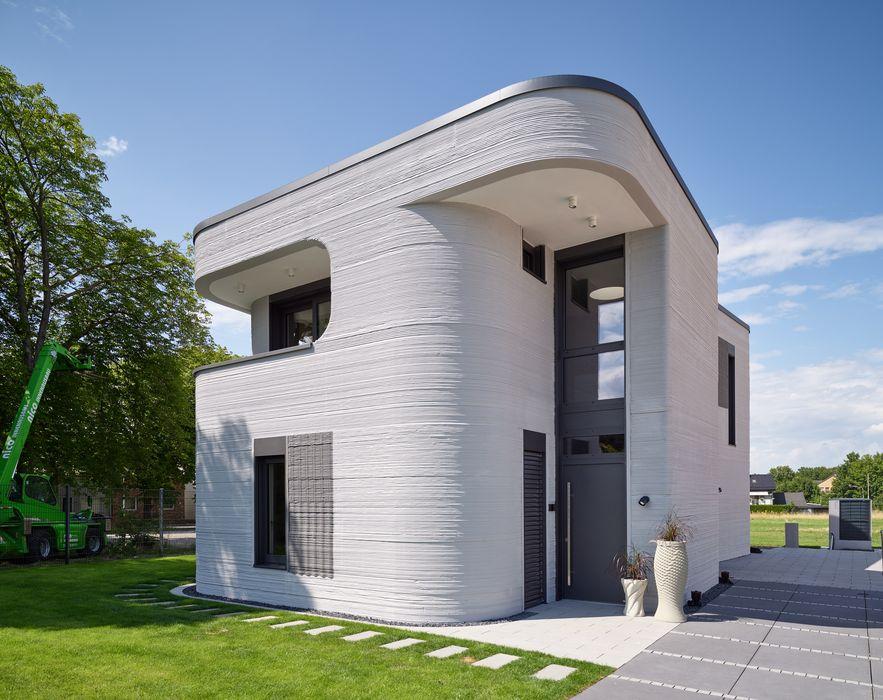3D Printed Home Design Matures