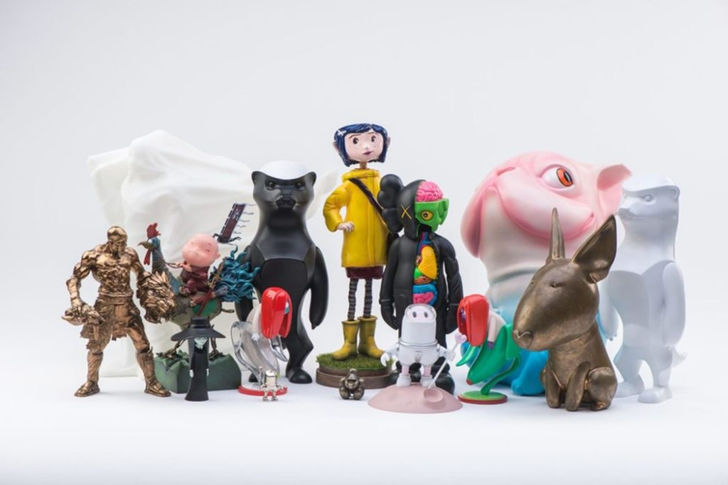 Custom Designed Toy Projects Play Nice With 3D Printing