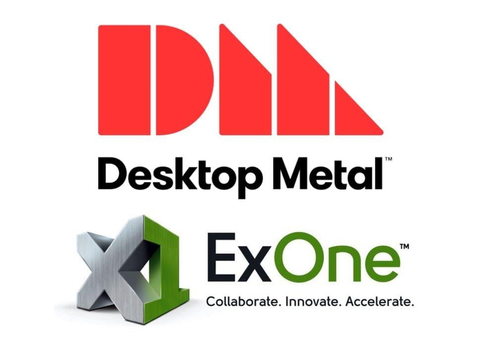 Desktop Metal Acquires ExOne