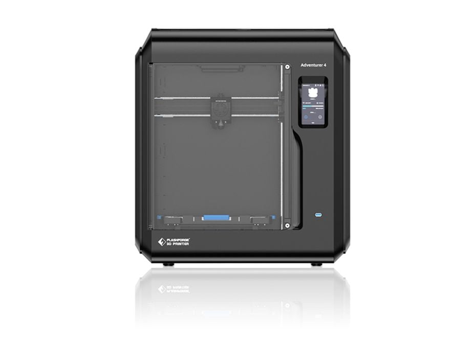 The Flashforge Adventurer 4 3D Printer: Many Features at a Low Price