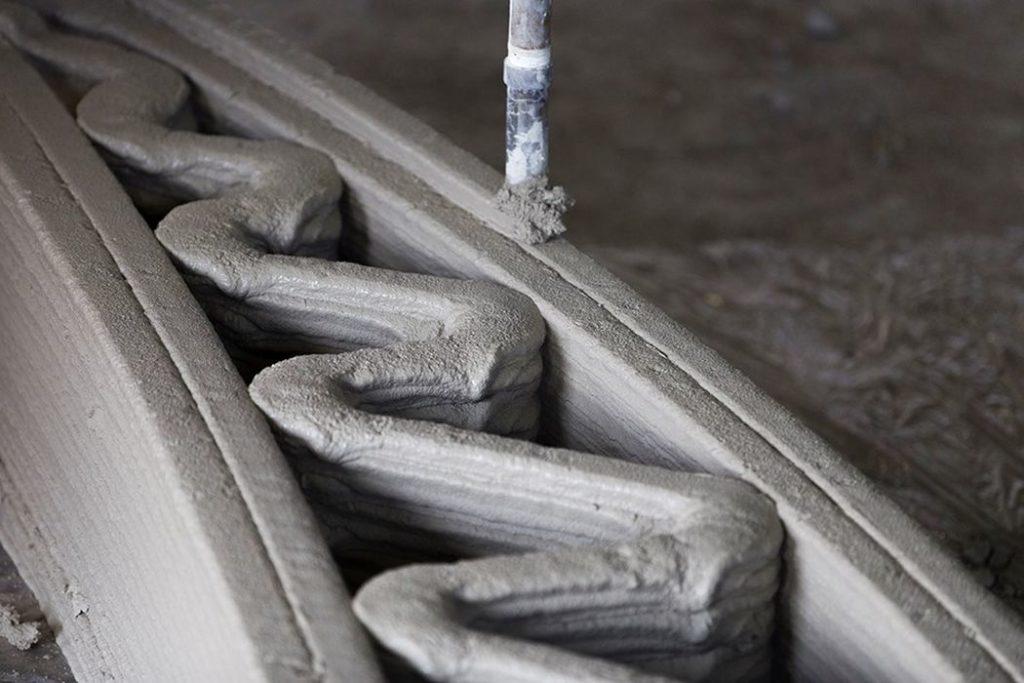 HS2 Speeding Rail Construction Using 3D Printing