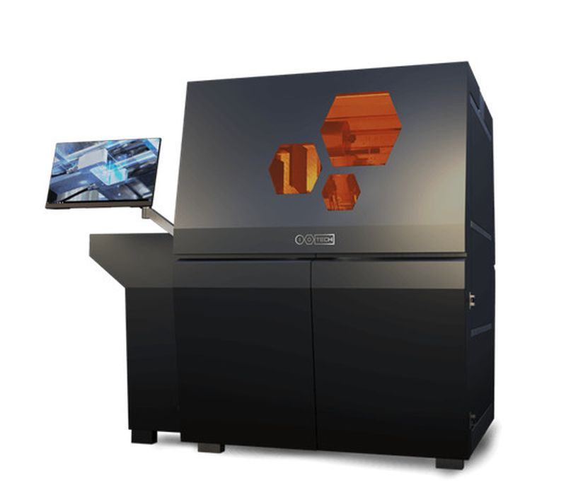 ioTech Introduces Continuous Laser Assisted Deposition 3D Printing Technology