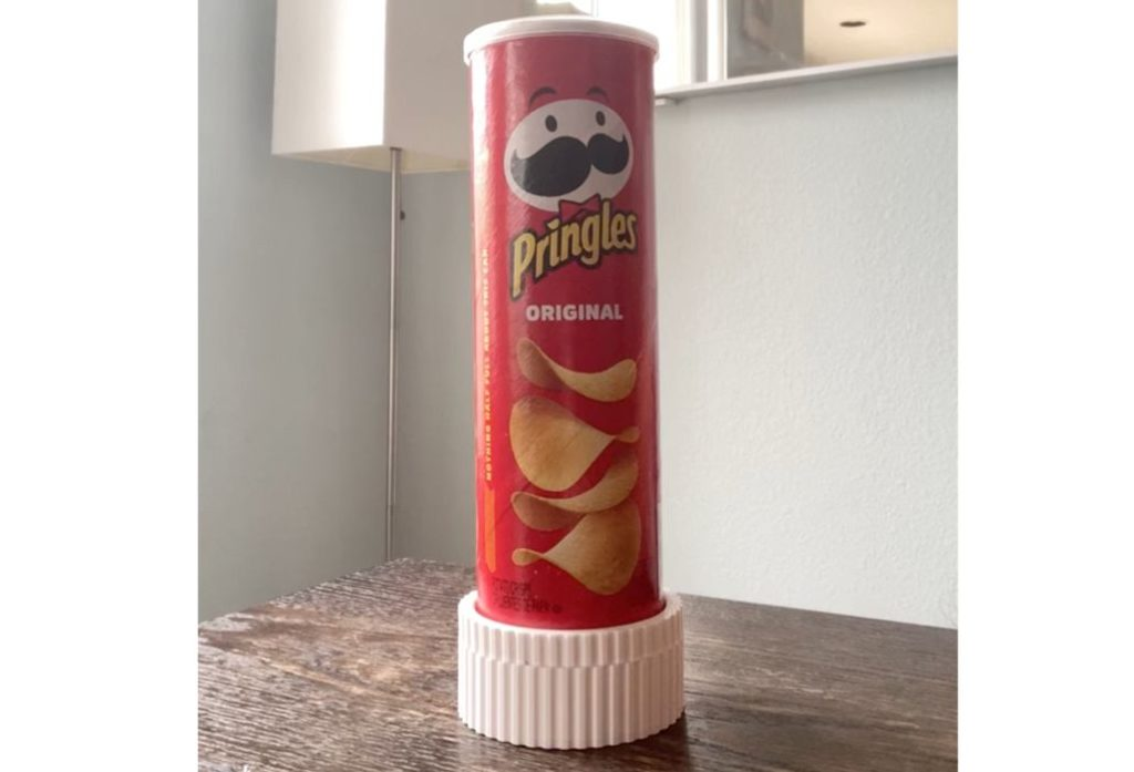 Design of the Week: Automated Pringles Can
