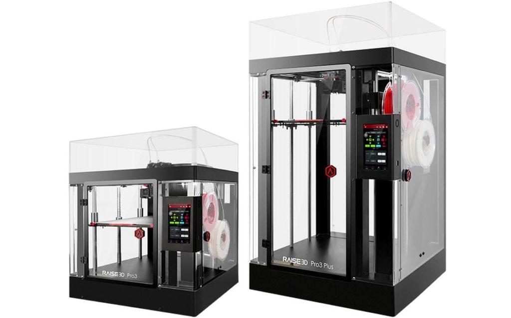 Raise3D Announces Pro3 3D Printer Series
