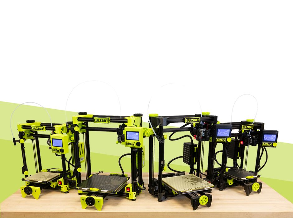 The LulzBot TAZ SideKick 3D Printer is Now Available